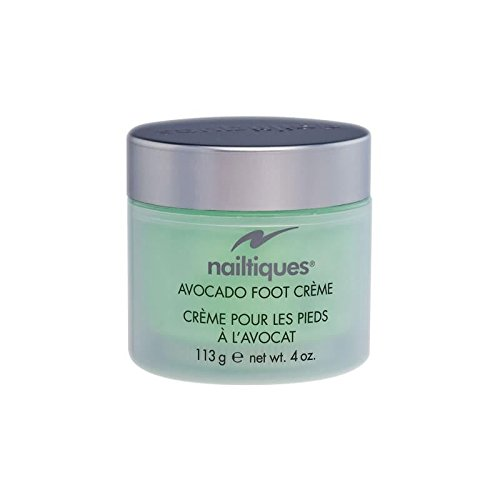 Nailtiques Avocado Foot Creme (113g) (Pack of 4)