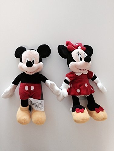 Disney Mickey Mouse Mini Bean Bag Plush - 4