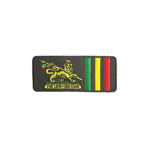 "4 Ankh Rasta Reggae Embroidered Patches 3/"" x 2/"""