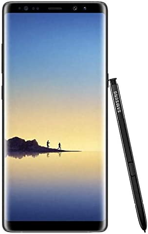 Samsung Galaxy Note 8, 64GB, Midnight Black - For T-Mobile (Renewed)