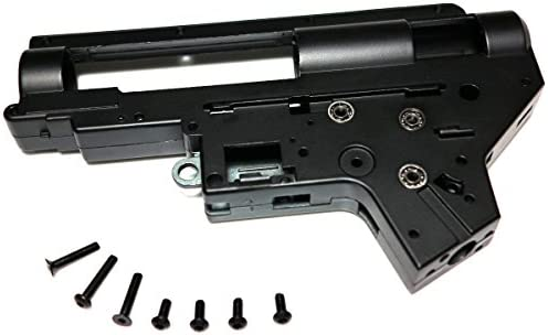 AEG Airsoft Wargame Shooting Gear E&C 8mm Bearing AEG M4 AEG Reinforced Gearbox Shell Version 2