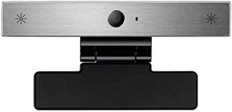 LG AN-VC550 - Cámara para TV (USB, micrófono, Control de Movimiento), Color Plateado: Amazon.es: Informática