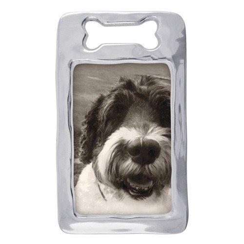 - Mariposa Dog Bone Frame, 4 by 6-Inch by Mariposa