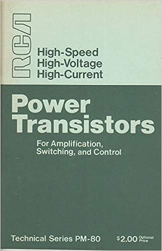 hv transistor manual guide