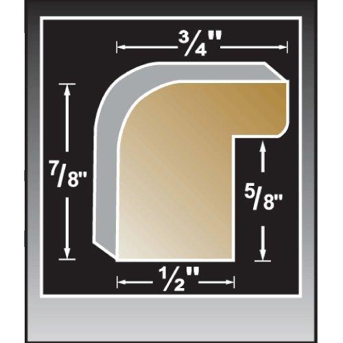 Economy Frames, 24 x 36'', Honey 2569 by Frame USA (Image #3)