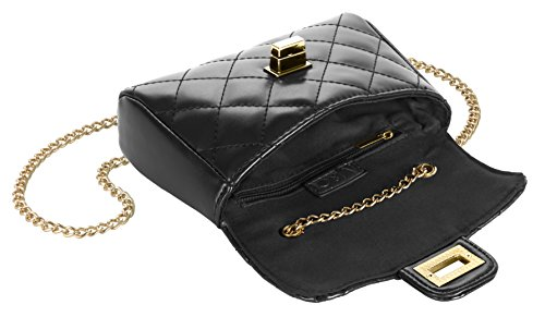 Quilted Small Handbag - 6