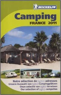 Michelin camping france 2018.