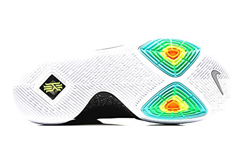 Nike Kid's Kyrie 3 GS, BLACK ICE-BLACK/METALLIC SILVER-WHITE - Buy Online  in Oman. | Apparel Products in Oman - See Prices, Reviews and Free Delivery  in ...