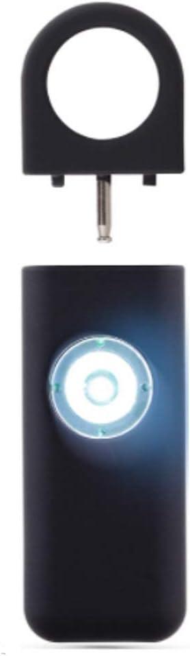 Security poches alarme personnes alarme panique alarme mobile 120 DB double sirène hillfe