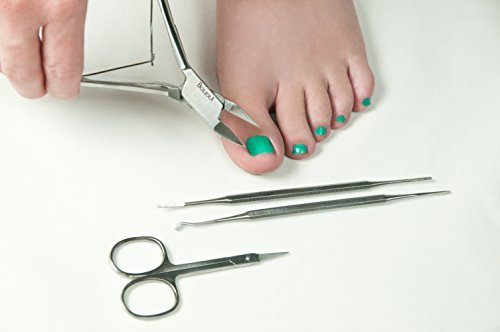 Bolexa Ingrown Toenail Kit-Premium Japanese Stainless Steel-Manufacturer...