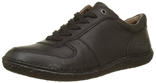 Up Lace 81 Noir Kickers Noir Home Women's HTFHxZ