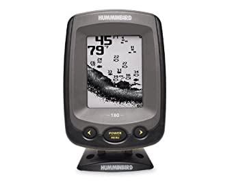 Humminbird PiranhaMAX 180 4-Inch Waterproof Fishfinder