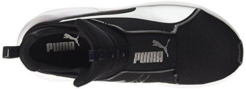 Fierce Black Sportive Nero Indoor Donna Puma Scarpe silver Core 0gwtZdq