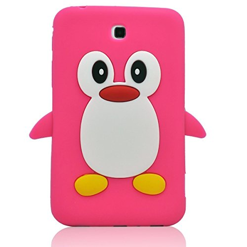 Hot Pink Case for Samsung Galaxy Tab 3 7.0
