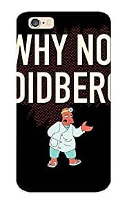 Cute High Quality Iphone 6 Futurama Funny Dr Zoidberg Questions Black Case Provided By Inthebeauty