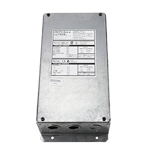 - Lutron Ten Volt Interface Control GRX-TVI Power Grafik Eye 0-10V 50/60 Hz by Lutron