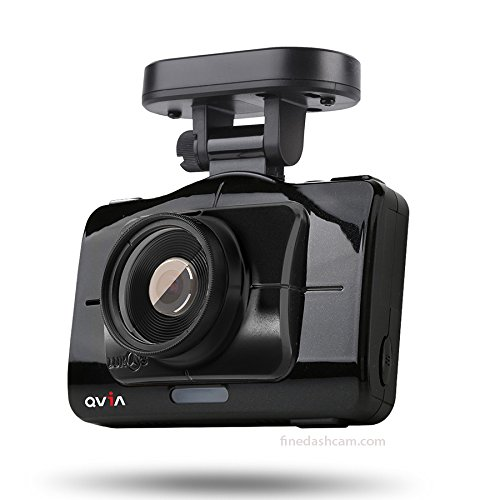 Lukas QVIA R935 R935G Car Black Box 2Ch Dashcam (Dual slot up to 1,024GB Memory Capacity) - 40GB