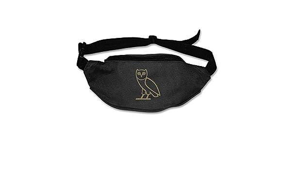 Amazon.com   Drake Logo Sports Woman s Fanny Bag Black   Sports   Outdoors 5aca3a2589573