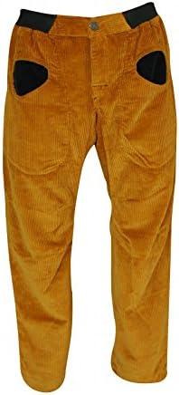 E9 Rondo VS - Pantalones de escalada para hombre mostaza ...