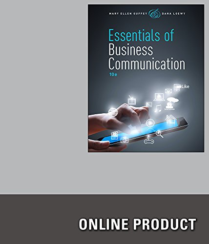 essentials of business communication 10th edition pdf free