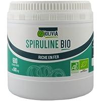 Spiruline Bio AB 600 comprimés 500 mg