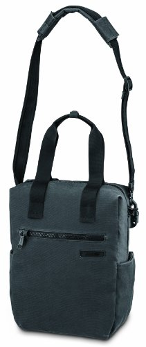 Pacsafe Intasafe Z300 Anti-Theft Tote Bag, Charcoal by Pacsafe