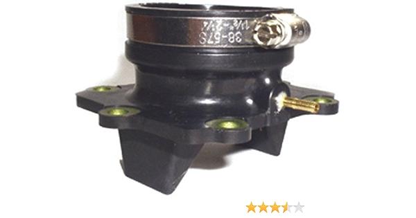 Carburetor Adapter for Snowmobile ARCTIC CAT ZL 600 Fits Carb 2 TM38 99-00