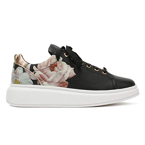 Iguazu Ted Negro Zapatillas Mujer Baker Ailbe EFqF6rT7
