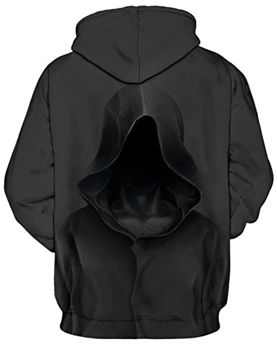 Homme À Capuche Amoma Sweat shirt Cloak vqHx0IE0