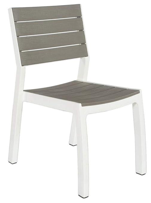 Keter Harmony Set Table et 6 Chaises en résine avec finition ...