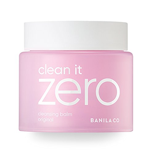 BANILA CO NEW Clean It Zero Cleansing Balm Original - Instant Makeup Remover, Facial Wash, 180ml, Double Cleanse, Hydrates, All Skin Types, Hypoallergenic, Super-size