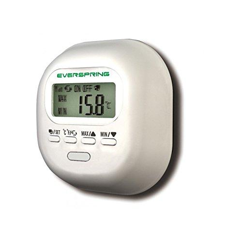 Z-Wave Everspring Temperatur und Feuchtigkeitssensor, EVR_ST814