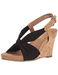 Aerosoles Plush Pillow Wedge Sandal Women