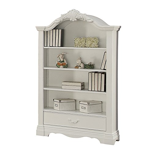 Acme Furniture Estrella 39159 Bookcase, White