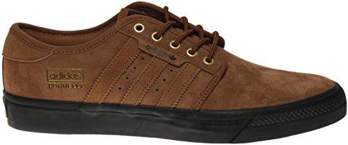 Adidas Originals hombres Seeley og ADV Fashion sneaker, madera St