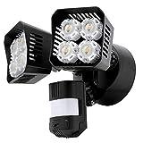 SANSI 36W 3600lm Security Motion Sensor Flood Light