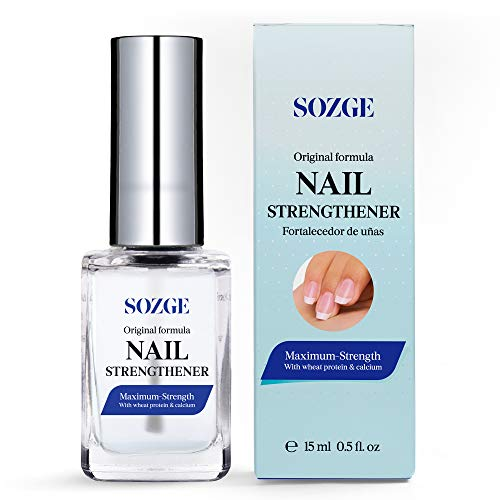 SOZGE Nail Strengthener for