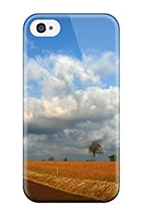 Cute High Quality Iphone 4/4s Amazing Cloudy Road S Case