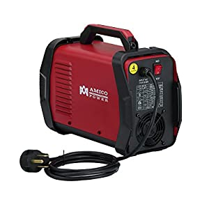 Amico ARC-165 Amp Stick Arc Welder IGBT Inverter 115 & 230V Dual Voltage Welding Machine from Amico Power