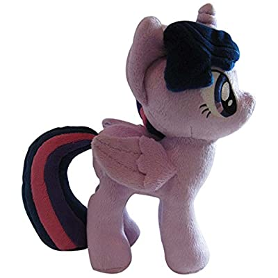 4th Dimension My Little Pony Twilight Sparkle 11-Inch Plush: Toys & Games