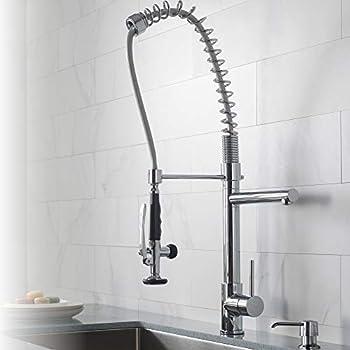 Blanco 440557 Meridian Semi Professional Single Handle Kitchen