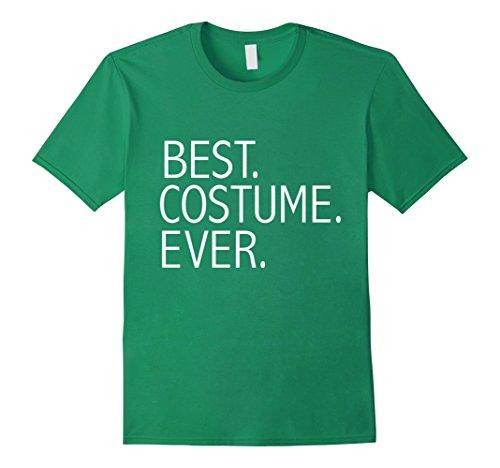 Mens Best Costume Ever Halloween Fancy Dress Costume Trick Treat 2XL Kelly (Best Halloween Costumes For Men Ever)