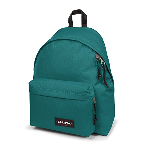 Eastpak Padded Pak'r Mochila Tipo Casual, Diseño Instant Crush, 24 Litros, Color Rosa Multicolor (Full Option Green)