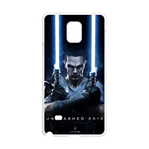 Samsung Galaxy Note 4 phone case White star war AAPU8016861