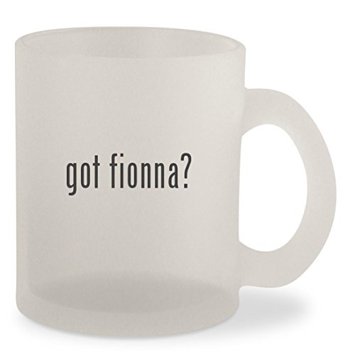 got fionna? - Frosted 10oz Glass Coffee Cup (Fionna And Cake Costumes)