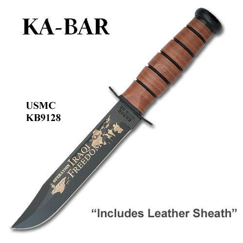 KA-BAR 2-9128-9 Operation Iraqi Free