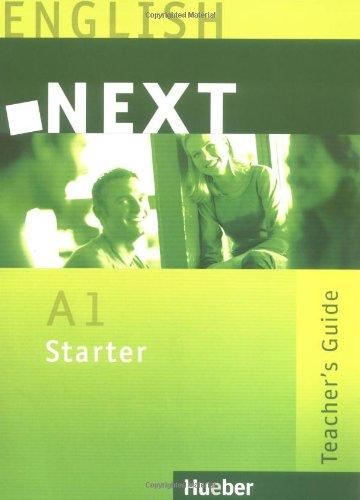 ENGLISH NEXT: A1 Starter/Teacher's Guide