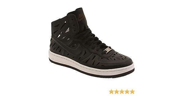 5804ae489b Amazon.com   NIKE SPORTSWEAR WOMENS AF1 ULTRA FORCE MID JOLI SNEAKER Black  - Footwear/Sneakers 7.5   Fashion Sneakers