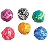 Rhode Island Novelty 49mm Rock Bouncy Ball. 1 Dozen