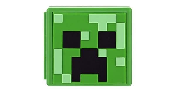 Powera Nintendo Switch Premium Game Card Case Minecraft Creeper Nintendo Switch Amazon Com Au Video Games